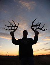 Kansas guided and semi-guided hunting outfitter